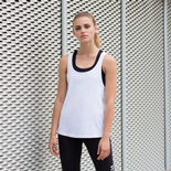 Women's fashion workout vest - SK241